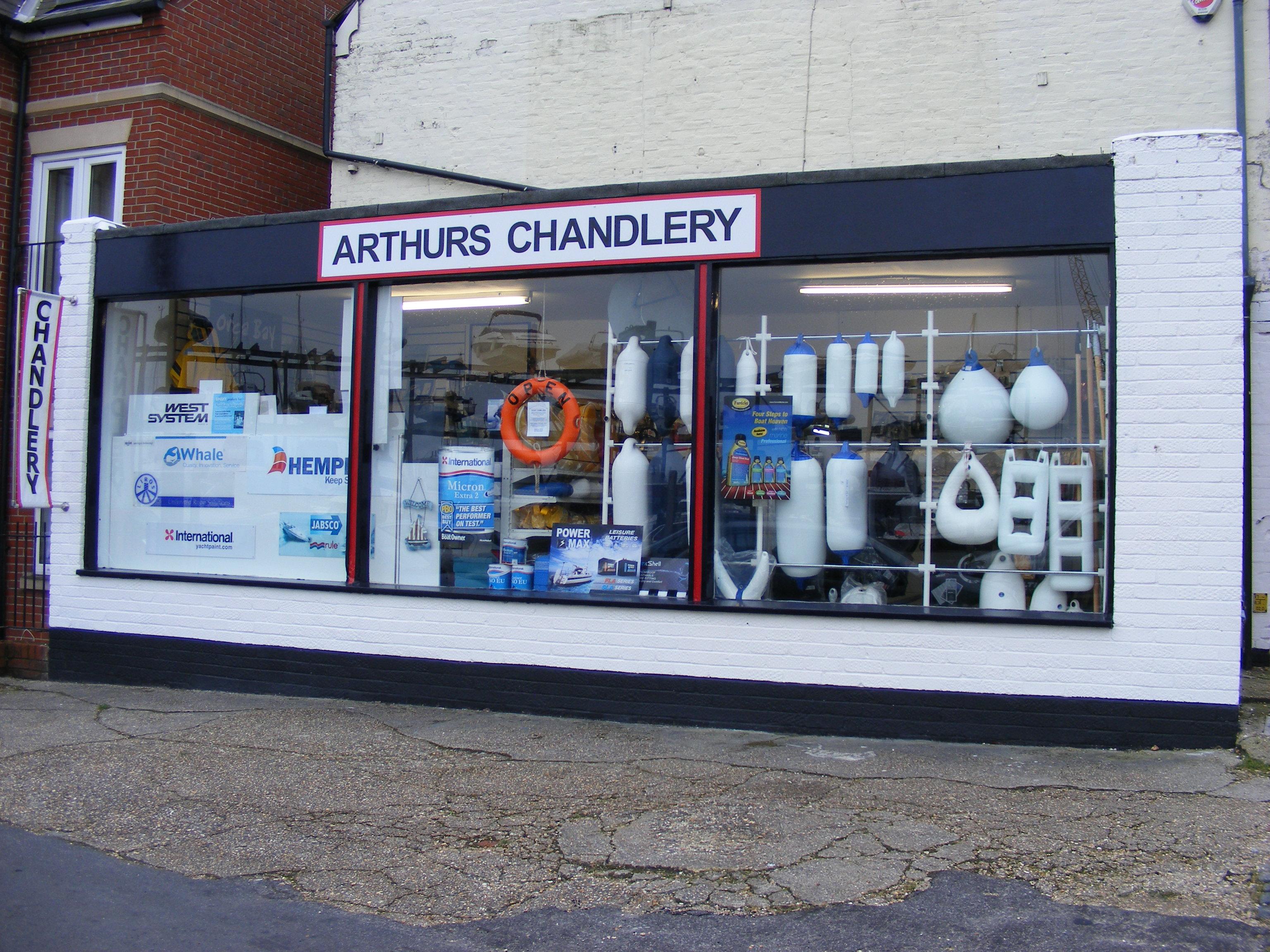 Arthurs Chandlery